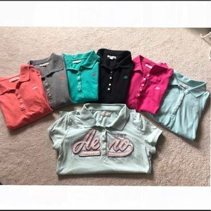 Aeropostale polo lot size L